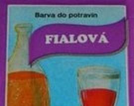 Barva Fialová 5 g
