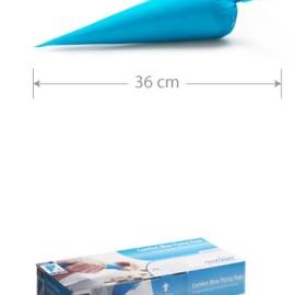 Sáčky modré 36cm