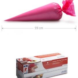 sáčky červené 59cm
