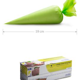 sáčky zelené 59 cm